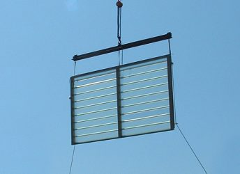 H-60 Channel Glass Unitized Frame System