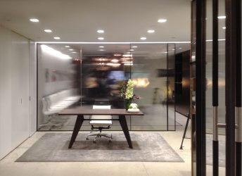 Private Office | Bendheim Architectural Glass Project