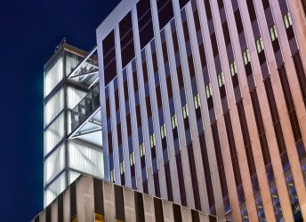Beacon Capital, 1211 Ave. of the Americas | Bendheim Channel Glass Project