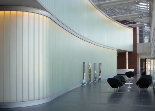 Interior channel glass wall partition systems bendheim Interior glass partition systems