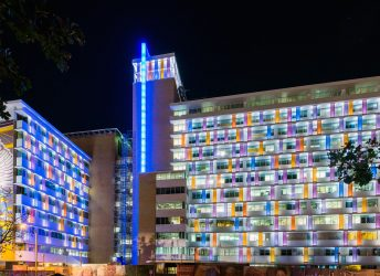 Children's Hospital of San Antonio | Bendheim Channel Glass Project