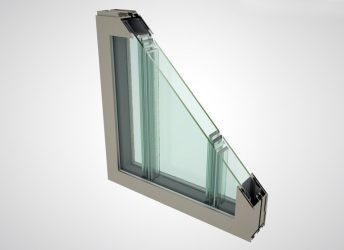 SF-60 Channel Glass Frame System