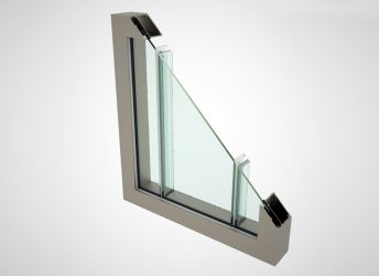 SF-60S Channel Glass Frame System