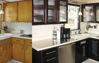 Kitchen Cabinet Refacing | Bendheim Cabinet Glass