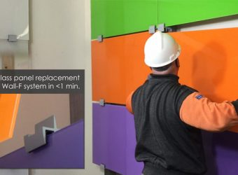 Wall-F Panel Replacement Video