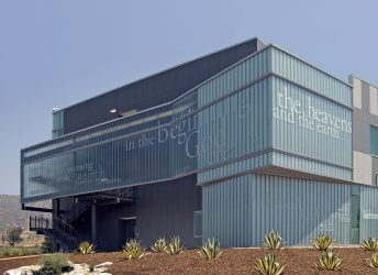 Azusa Pacific University - Segerstrom Science Center | Bendheim Channel Glass Project