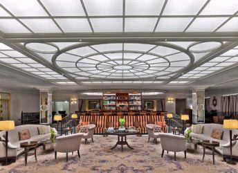 InterContinental Hotel – Barclay | Bendheim Architectural Glass