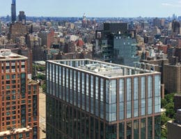 1 Hudson Yards | High-Rise Glass Crown